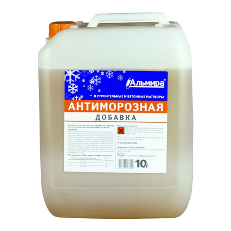 добавка антимороз